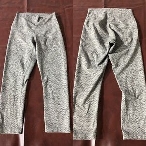 Lululemon Grey Dottie Dash